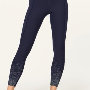 Lululemon midnight navy leggings